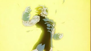 Vegeta's sacrifice DBZ Kai The Final Chapters ENGLISH DUB