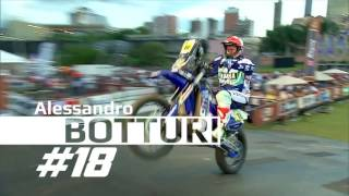 Yamalube Yamaha Official Rally Team | 2017 Dakar Rally start