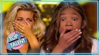 HEART-STOPPING Auditions That Won GOLDEN BUZZERS on Top Talent