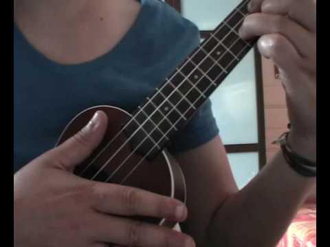 Comment jouer Chupee de Cocoon au Ukulélé