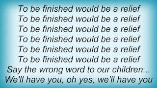 Morrissey - The Teachers Are Afraid Of The Pupils Lyrics