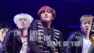 BTS J Hope | Shape Of You [FMV]