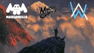 marshello,Martin Garrix,Alan walker-noooo