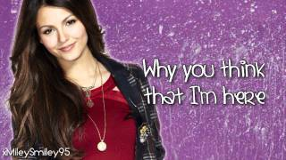 Victoria Justice - Freak The Freak Out (with lyrics)
