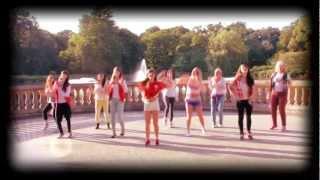 """Oceana """"Endless Summer"""" - tancerki z Wrocławskich Ceremonii Przedmeczowych UEFA EURO 2012"""