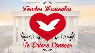 Te Quiero Conocer -Me faz Te Conhecer- IURD Fondo Musical