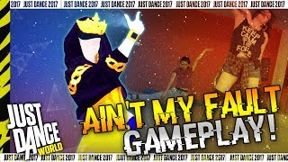 Just Dance Unlimited | Ain't My Fault - Zara Larsson | Gameplay | Just Dance World Crew