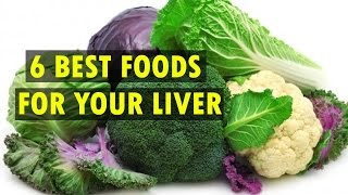 6 Best Foods for Your Liver -  Health Sutra - Best Health Tips