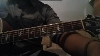 Poderoso Dios Tutorial De Guitarra Acústica | Marco Barrientos feat David Reyes
