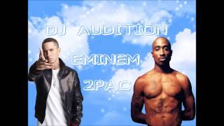"""*NEW 2014* Eminem - """"Give Me Anymore Feat  2pac"""" [ DJ Audition Remix ]"""