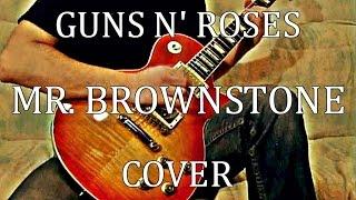 Guns N' Roses - Mr. Brownstone - COVER