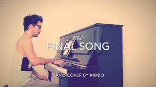 MØ - Final Song (Piano Cover + Sheets)