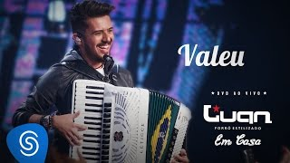 Luan Estilizado - Valeu - DVD Em Casa - Vídeo Oficial