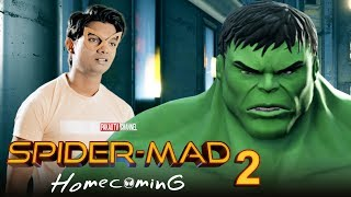 Spider-Man: Homecoming Spoof Ep.2 | Hindi Comedy Video | Pakau TV Channel