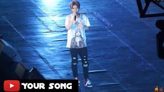 160326 Luhan -Your Song @ Reloaded Concert in Beijing