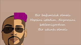 ZAYN ‒ Too Much (Türkçe Çeviri) ft  Timbaland