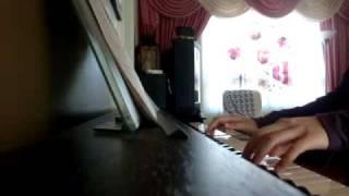 Fukai Mori Inuyasha ending 2 piano