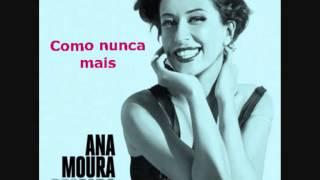 ANA MOURA - COMO NUNCA MAIS (new album 'Desfado')