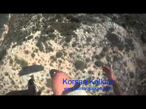 Paragliding in Kalkan Turkey 2011