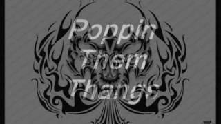 Poppin Them Thangs - J Lyrics