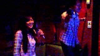 hands up karaoke