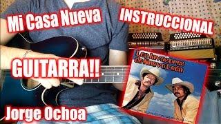 #INSTRUCCIONAL Mi casa nueva en Guitarra (Acordes)
