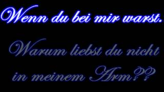 Tiemo Hauer - Schläfst du Schon Lyrics