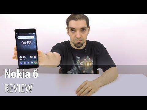 Nokia 6 Review în Limba Română