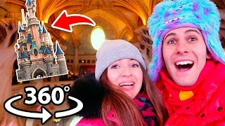 DENTRO IL CASTELLO DI DISNEYLAND! (Video a 360 Gradi)