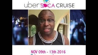 Dj Jester - Live on board the Ubersoca Cruise 2016