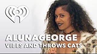 "AlunaGeorge showing the ""I'm In Control"" Vibes 