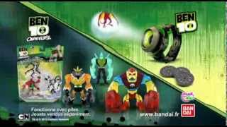 BEN 10 Figurines Omniverse + Pack de 3 + Omnitrix projector