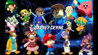 Angel Toon Sound Effects - Barney Crying