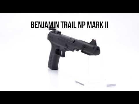 Video: Benjamin Trail NP Mark II Air Pistol | Pyramyd Air