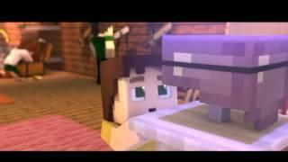 Ed Sheran - Shape of you | Minecraft Animacion
