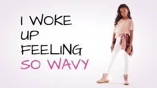 "Brooklyn Queen ""Feeling So Wavy"" [Lyric Video]"