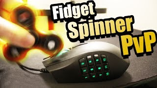 The Real Fidget Spinner PvP