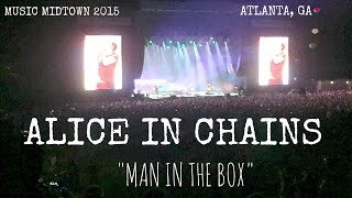 Alice and Chains - Man in the Box LIVE -MusicMidtown