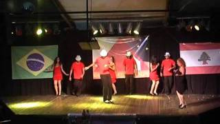 Grupo Oásis Danças - RJ - A Deus eu peço