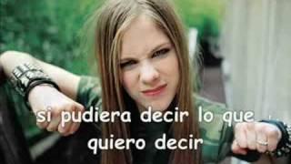 Avril Lavigne-Things I'll Never Say(Sub.Español)