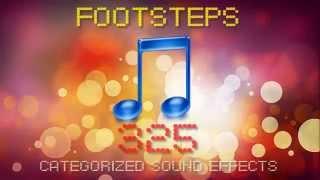 320+ Footsteps Sounds FX Pack