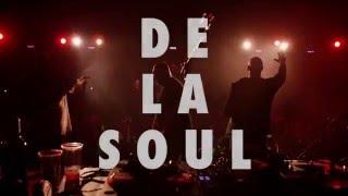 The Return Of De La Soul...Pre-Order New Album Now