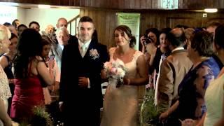 Ann Marie & Patrick's Wedding Highlights, Bunratty