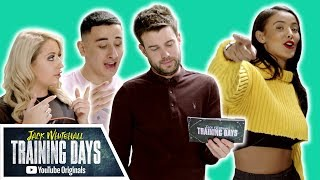 Tongue Twisting Russian Phrases with Joe Wicks, Roman Kemp & More!! | Jack Whitehall: Training Days