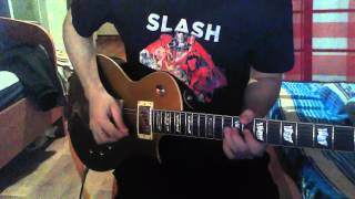 [COVER] Wild Horses - Slash Live Solo