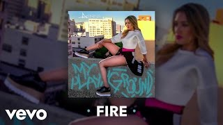 Abrina - Fire (Audio)