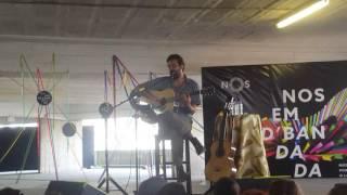 Ray-dee-oh com Miguel Araújo