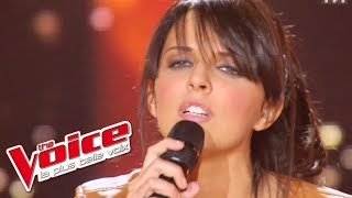 The Voice 2012 | Ludivine Aubourg - Stop (Sam Brown) | Blind Audition