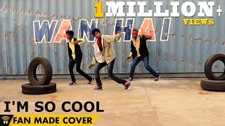 I'm So Cool - Kaaki Sattai | Fan Made Video | J Step Crew | #MyKaakiSattai width=