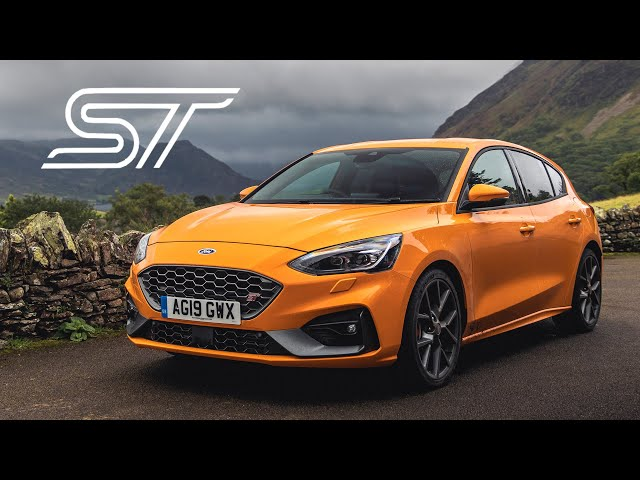 NEW Ford Focus ST: Road Review   Carfection 4K